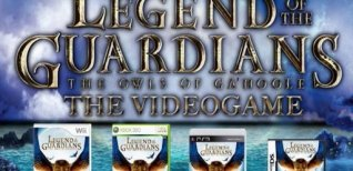 Legend of the Guardians: The Owls of Ga'Hoole The Videogame. Видео #2