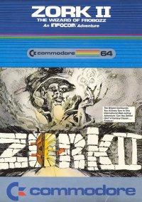 Обложка Zork II