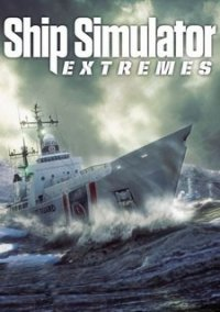 Обложка Ship Simulator 2010 Extreme