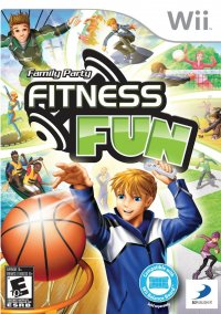 Обложка Family Party: Fitness Fun