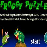 Обложка Froggy Puzzle