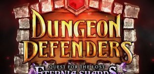 Dungeon Defenders. Видео #14