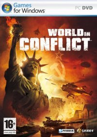 Обложка World in Conflict