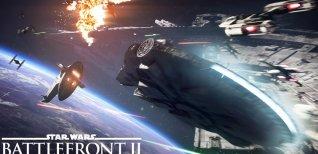 Star Wars: Battlefront II (2017). Геймплейный трейлер