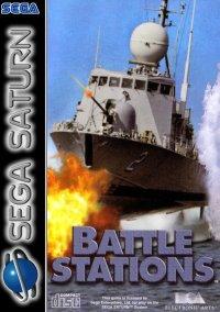 Обложка Battle Stations