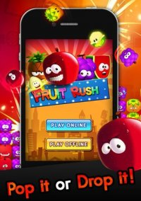 Обложка Fruit Rush