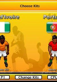 Обложка Sensational World Soccer 2010