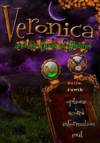 Обложка Veronica and the Book of Dreams