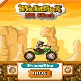 Скриншот Hill Climb Free