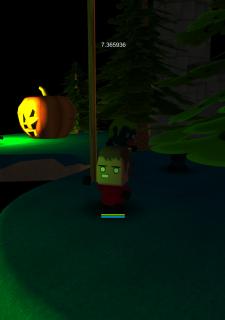 Mr Pumpkins Halloween Showdown