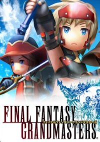 Обложка Final Fantasy: Grandmasters