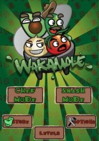 Обложка Wakamole
