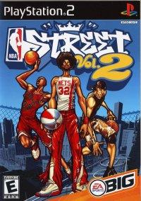 Обложка NBA Street Vol. 2