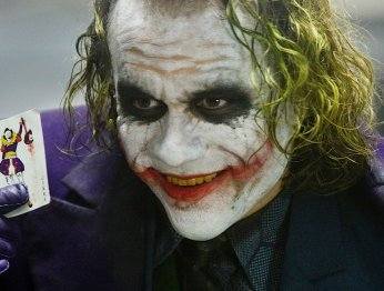 Видео дня: встреча Джокеров из «Отряда самоубийц» и «Темного рыцаря»