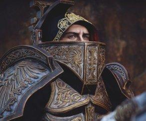 Уверуй в Бога-Императора! Невероятный косплей инквизитора