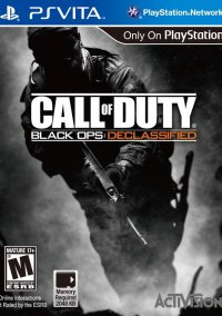 Обложка Call of Duty: Black Ops - Declassified