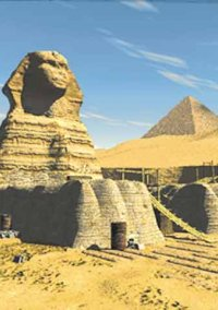 Обложка Riddle of the Sphinx: An Egyptian Adventure