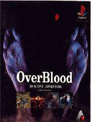 Обложка Overblood