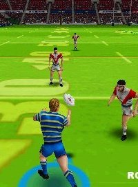 Обложка Rugby League Challenge