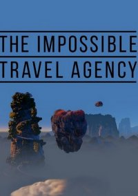 Обложка The Impossible Travel Agency