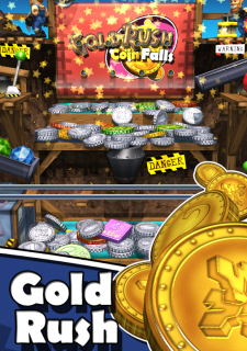 Goldrush Coin Falls
