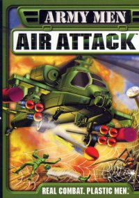 Обложка Army Men: Air Attack 2