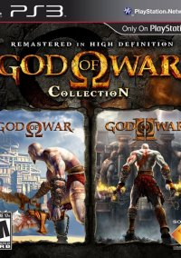 Обложка God of War Collection