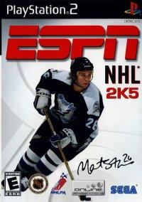 ESPN NHL 2K5 – фото обложки игры