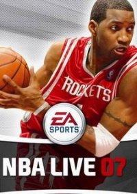 Обложка NBA Live 07