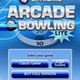 Скриншот Arcade Bowling