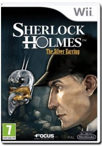 Обложка Adventures of Sherlock Holmes: The Silver Earring