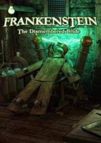 Обложка Frankenstein: The Dismembered Bride