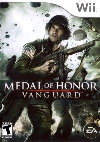 Обложка Medal of Honor: Vanguard