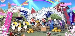 Paper Mario: Color Splash. Геймплейный трейлер с E3 2016
