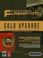 Обложка Operation Flashpoint: Red Hammer Soviet Campaing