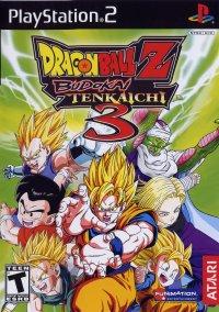 Обложка Dragon Ball Z: Budokai Tenkaichi 3