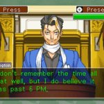 Скриншот Phoenix Wright: Ace Attorney - Justice for All – Изображение 10