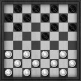 Скриншот Checkers in Black and White