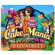 Обложка Cake Mania Main Street