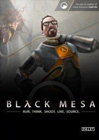 Обложка Black Mesa