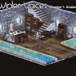 Скриншот Winter Voices Episode 1: Those Who Have No Name – Изображение 19