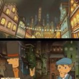 Скриншот Professor Layton and The Diabolical Box