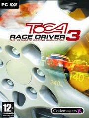 Обложка ToCA Race Driver 3