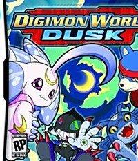 Обложка Digimon World Dusk
