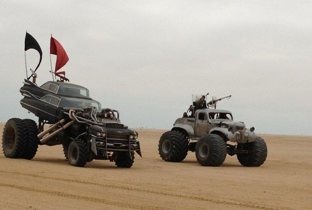 Галерея машин, кадров и постеров к «Безумному Максу: Дорога Ярости» - Изображение 54