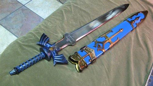 Американца проткнули копией меча из The Legend of Zelda - Изображение 1
