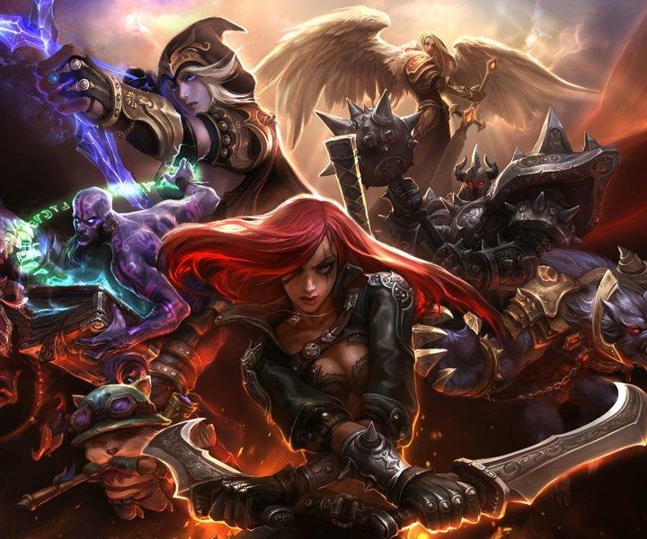 Глобальныe изменения в League of Legends - Изображение 1