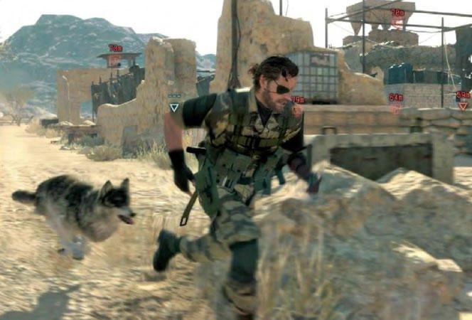 Одноглазый волк для одноглазого героя на новых скринах MGS V - Изображение 2