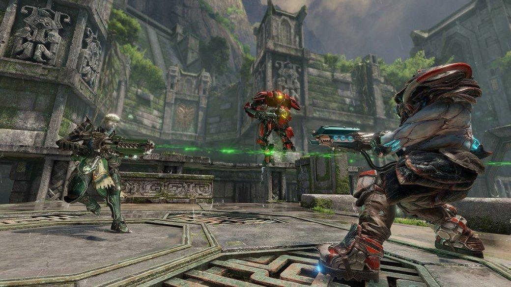 «Неволнуйтесь, Quake Champions— это все еще старая добрая Quake». - Изображение 2