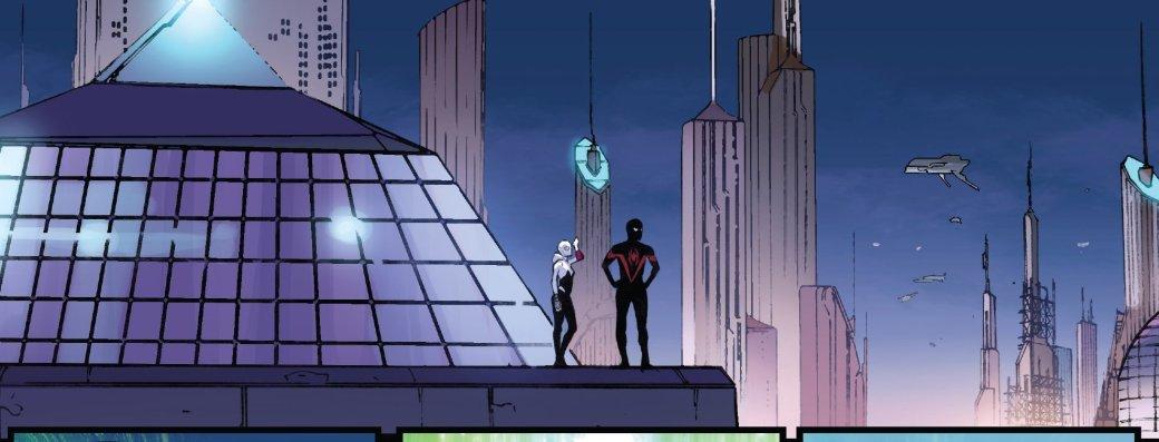 Человек-паук Майлз Моралес попал во вселенную DC? - Изображение 3